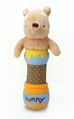 Pooh Rattle